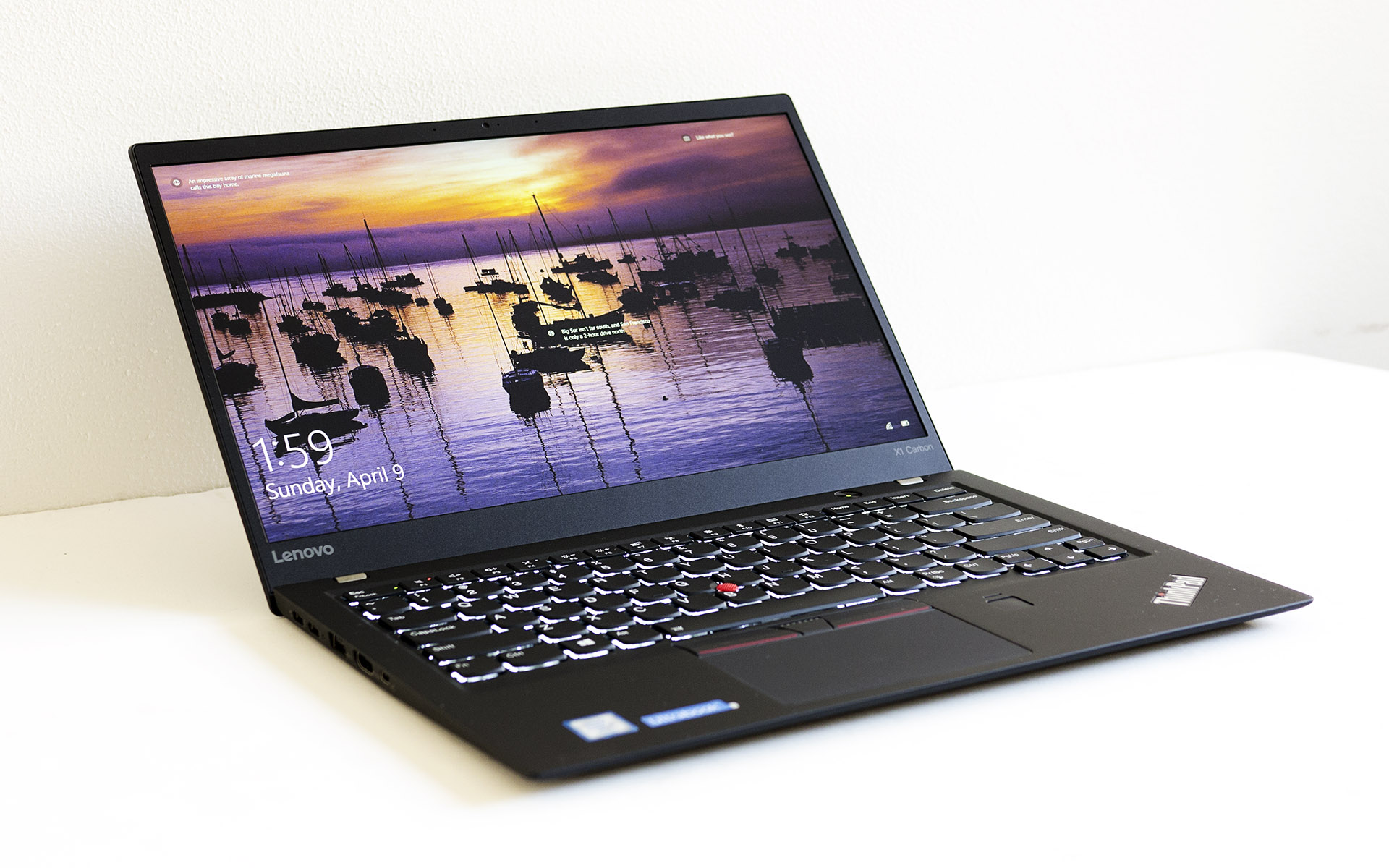 Thinkpad X1 Carbon: Core i5