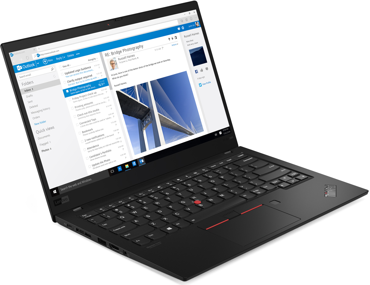 Thinkpad X1 Carbon Gen 6